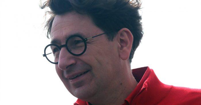 Mattia Binotto Ferrari principal