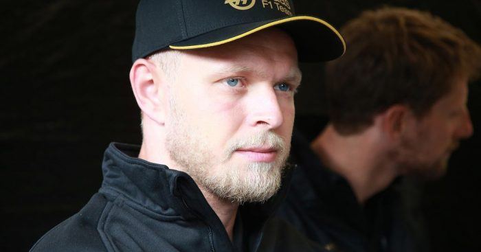 """Kevin Magnussen still stewing over Russia penalty from """"trigger happy"""" stewards."""