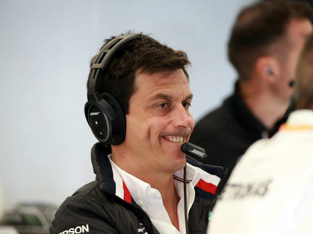 Toto Wolff reaction