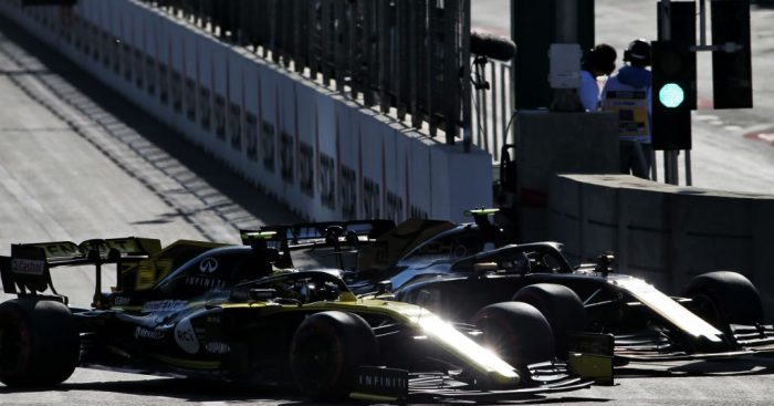 Guenther Steiner doesn't see a problem with having Nico Hulkenberg and Kevin Magnussen as their 2020 Haas line-up despite their chequered past