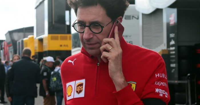 Ferrari Mattia Binato