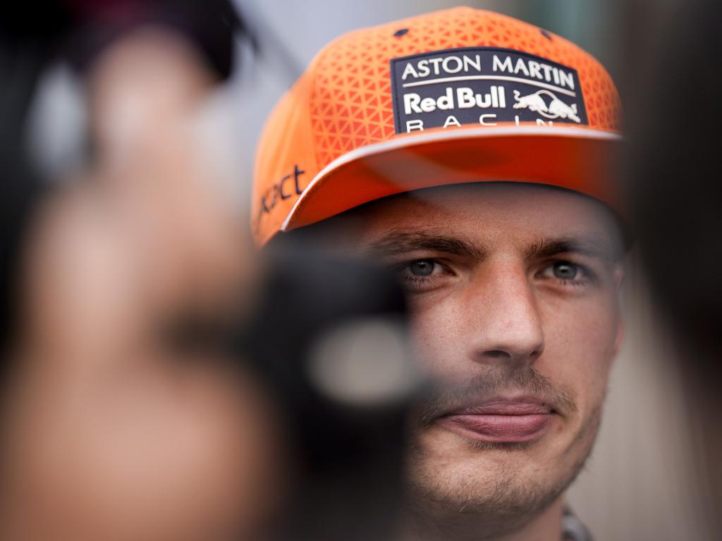 Max Verstappen: Nico Rosberg is F1's new Jacques Villeneuve