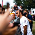 Lewis Hamilton hopes that one day the boos aimed towards him at Monza will stop.