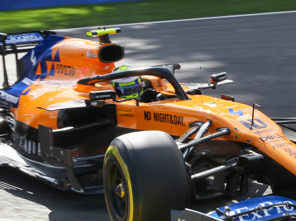 Lando Norris facing grid penalty, Sainz safe for now