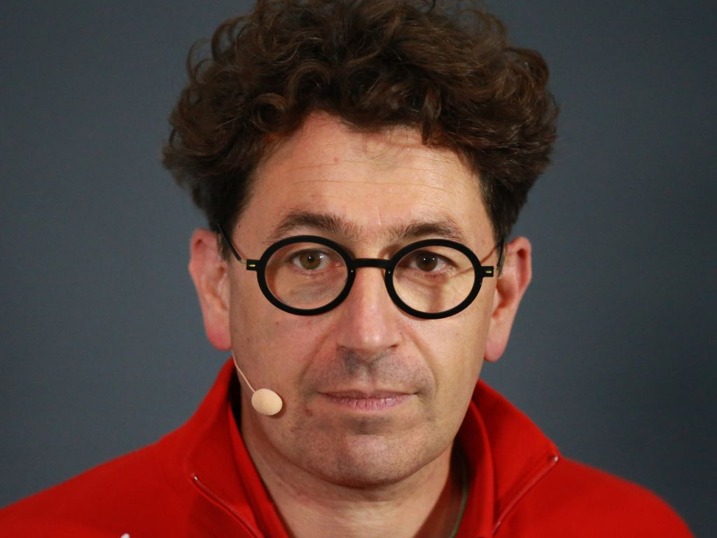 Mattia Binotto believes Ferrari still have races they can win in 2019.
