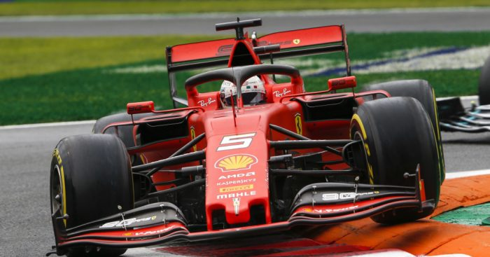 Sebastian Vettel warns: Mercedes are not sleeping