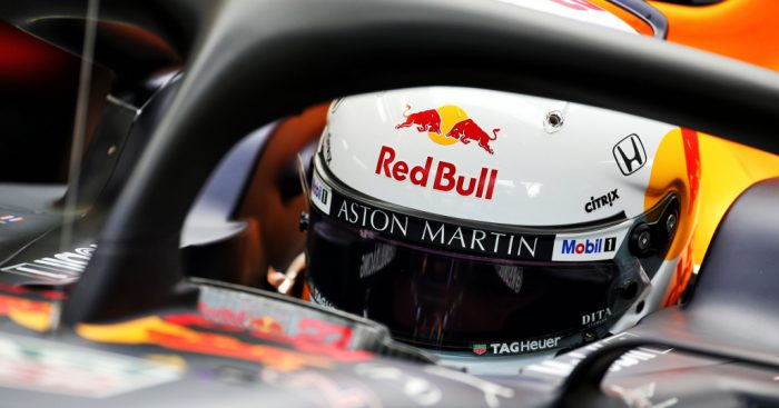 Alex Albon trials new helmet: Every detail matters