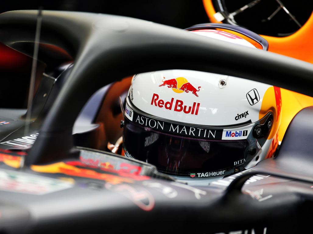 Alex Albon trials new helmet: Every detail matters