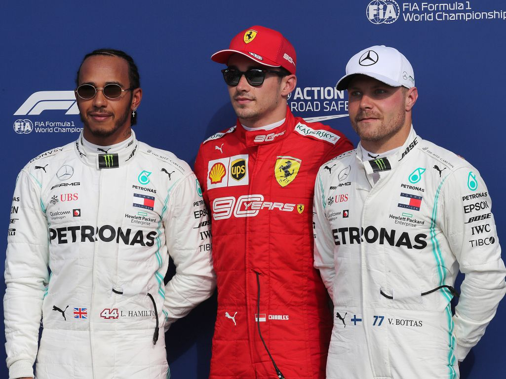 Lewis Hamilton has stressed that the 2019 title battle isn't over yet.