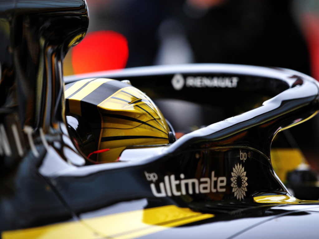 Nico Hulkenberg: We were all going slow for the tow