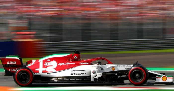 "'Well that was a s*** weekend"" reflects Kimi Raikkonen after a disastrous Italian GP."