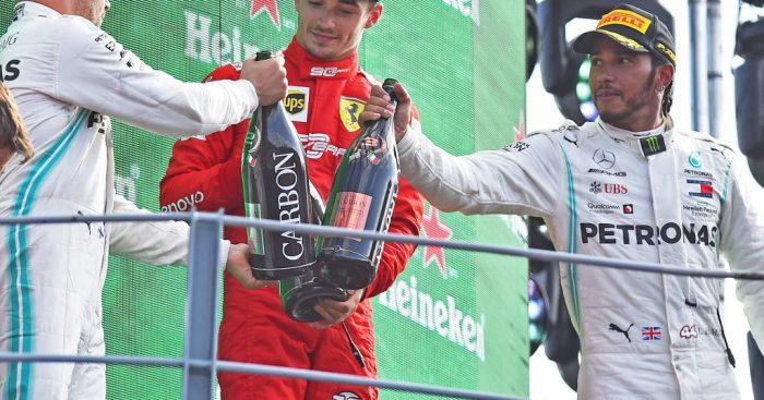 Italian Grand Prix driver ratings.
