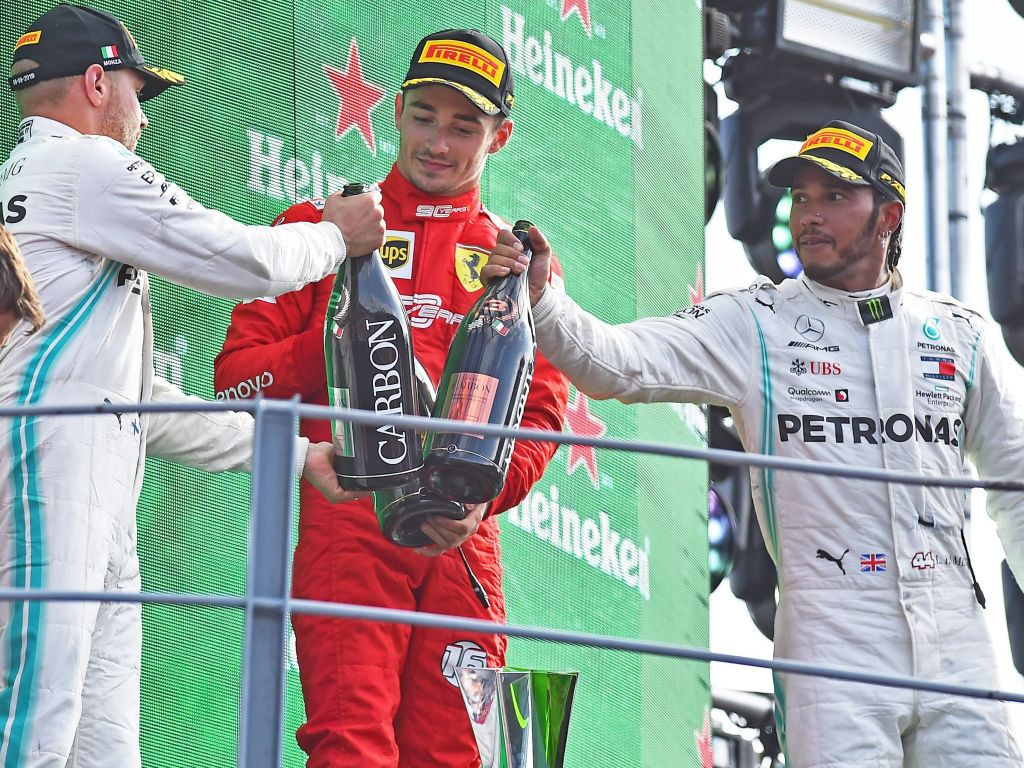 """Charles Leclerc says 2019 Italian GP win was """"best day"""" of his life."""