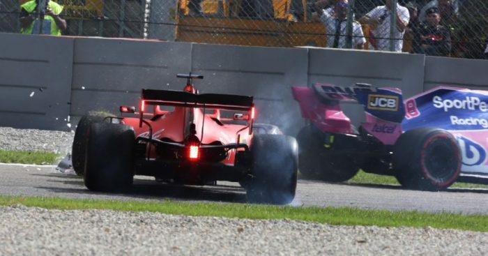 FIA race director Michael Masi explains why Sebastian Vettel's penalty was harsher than Lance Stroll's at the Italian GP.