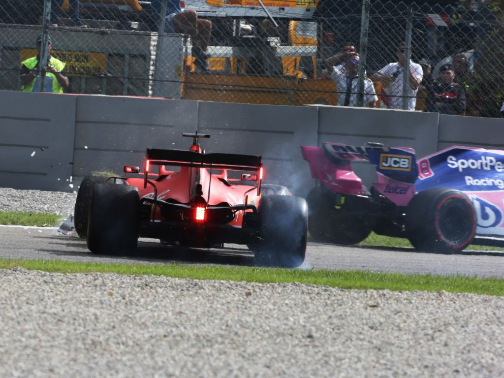 FIA race director Michael Masi explains why Sebastian Vettel's penalty was harsher than Lance Stroll's at the Italian GP.
