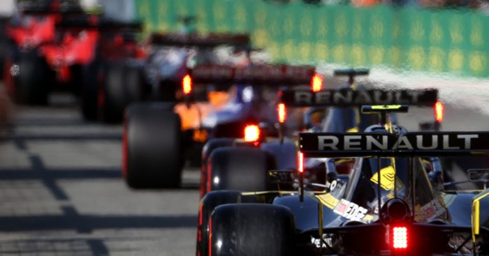 Formula 1 Qualifying wasn't the only shambles in Monza