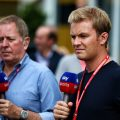 Nico Rosberg: Had Ferrari talks