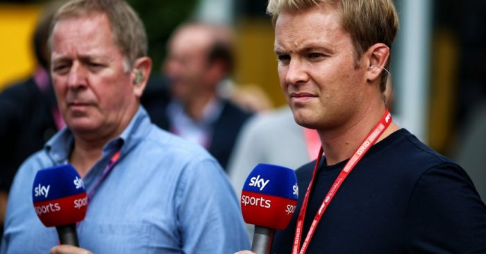 Nico Rosberg: Had Ferrari talks