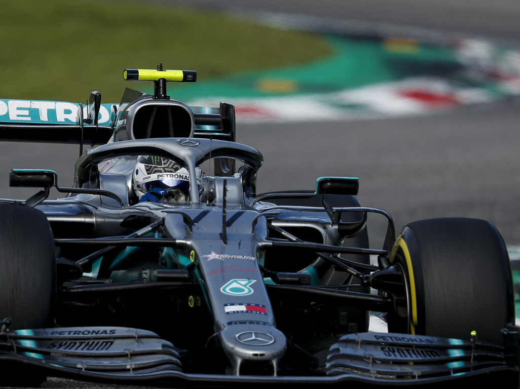 Toto Wolff highlights Bottas' 'struggles'