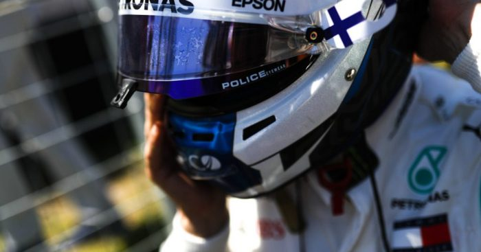 Valtteri Bottas 'not giving up' on title chase