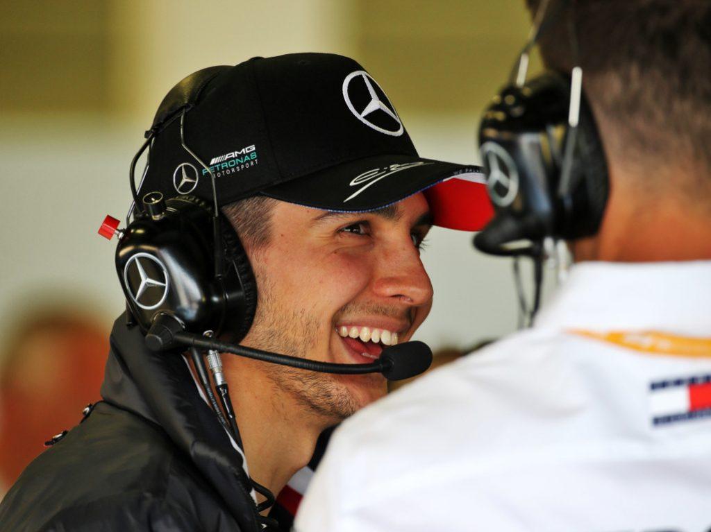 Mercedes will 'fade out' Renault-bound Esteban Ocon