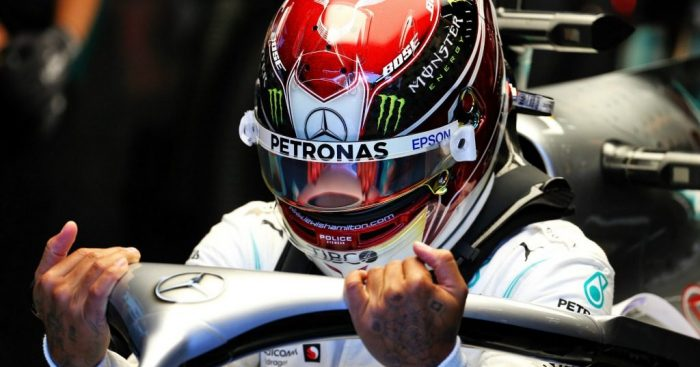 Lewis Hamilton wants 'this battle to continue'
