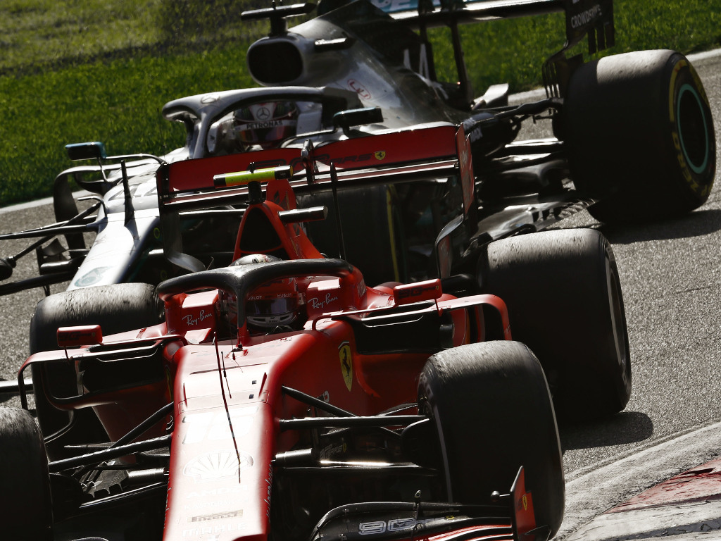 Toto Wolff wary of more clashes with warning flag