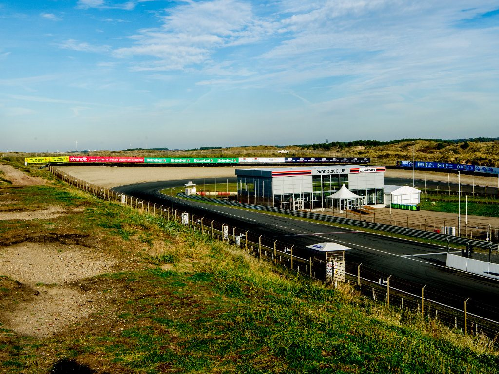 Zandvoort Circuit home of Dutch Grand Prix