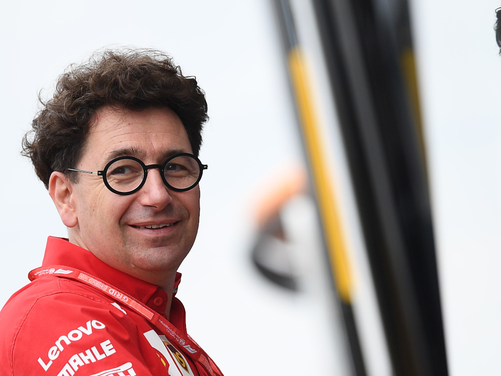 Mattia Binotto admits that the FIA forced them to pit Charles Leclerc at Suzuka.