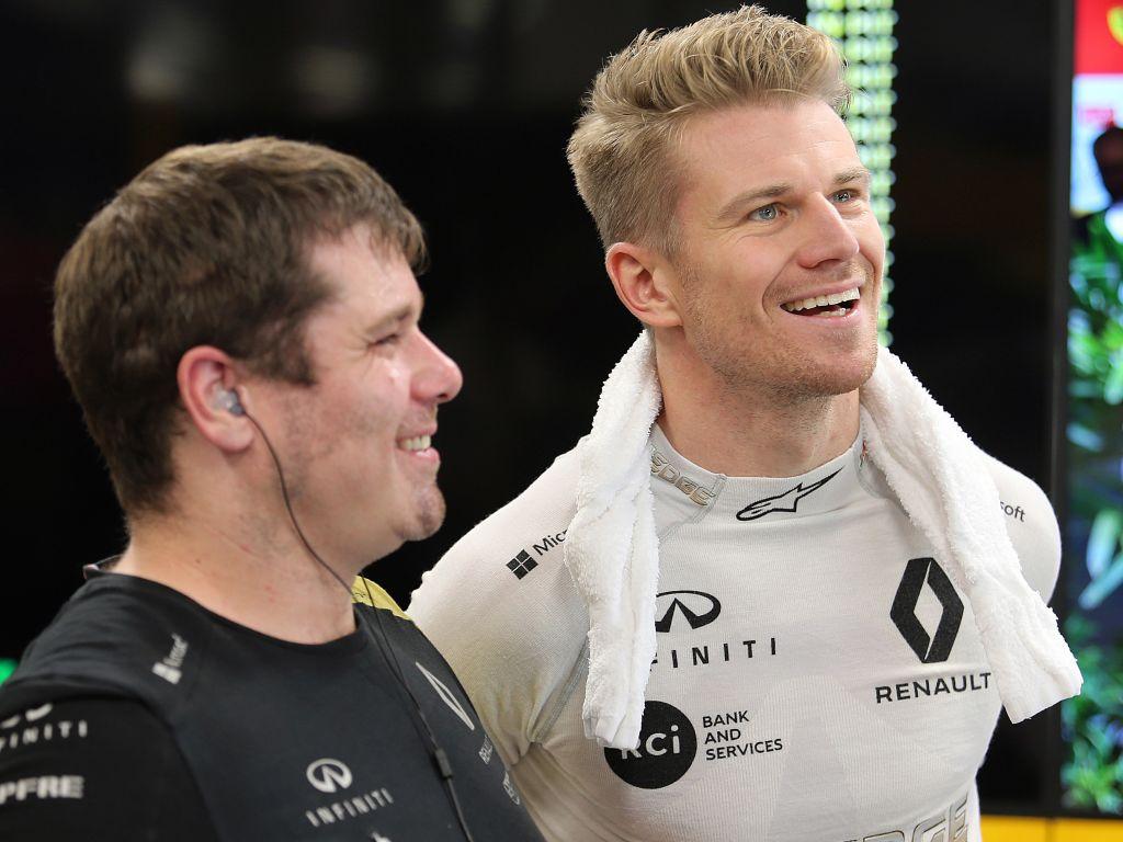 Nico Hulkenberg isn't in Red Bull's or Alfa Romeo's 2020 plans.