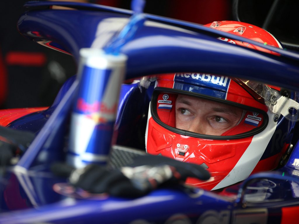 Daniil Kvyat: Reverse grids are just a band aid