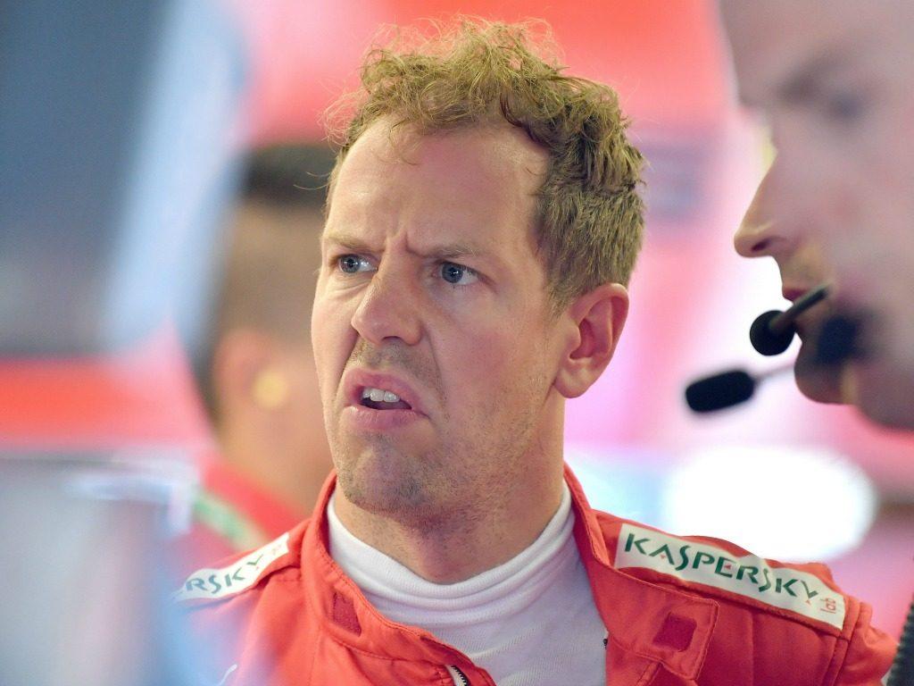 Sebastian Vettel not a fan of reverse grid idea