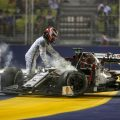 Kimi Raikkonen didn't see Kyvat until it was 'too late'