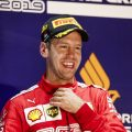 Sebastian Vettel: Singapore Grand Prix driver ratings