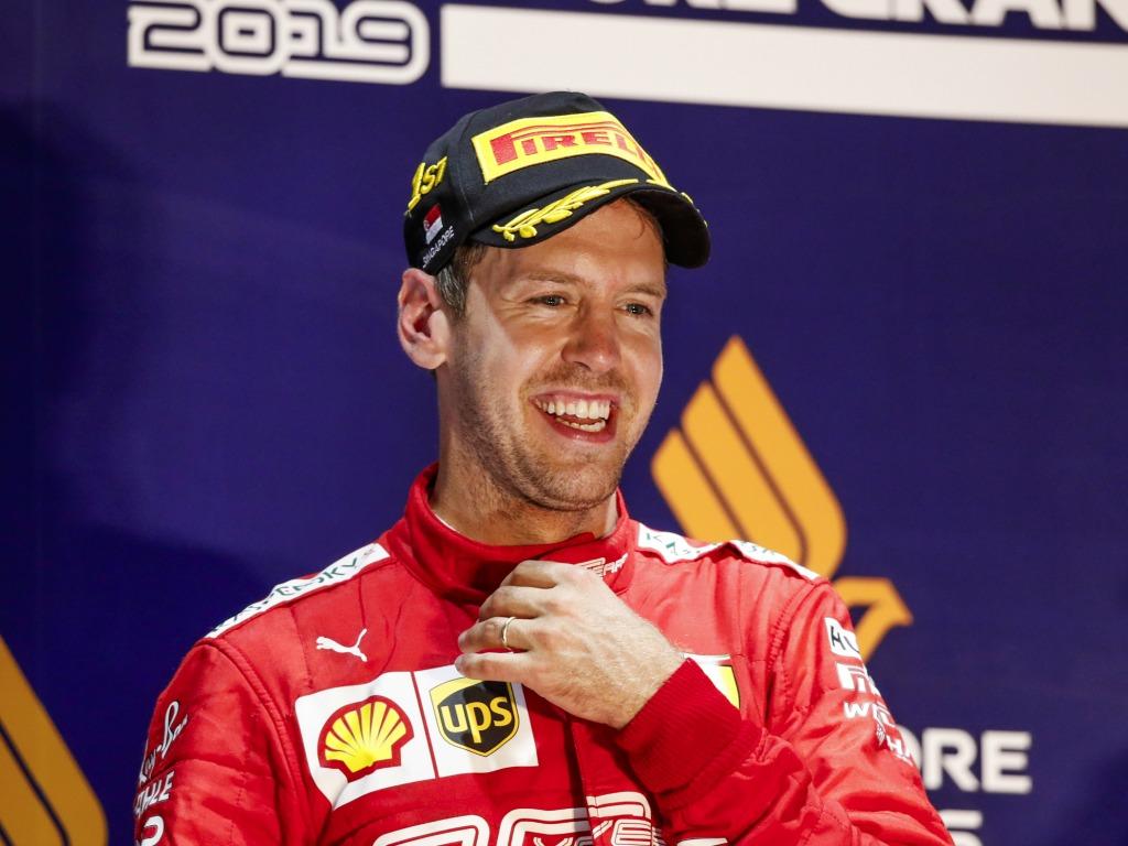 Sebastian Vettel: Singapore Grand Prix driver ratings