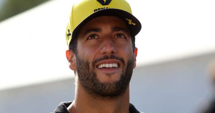 Daniel Ricciardo guarding his personal goals for 2020.
