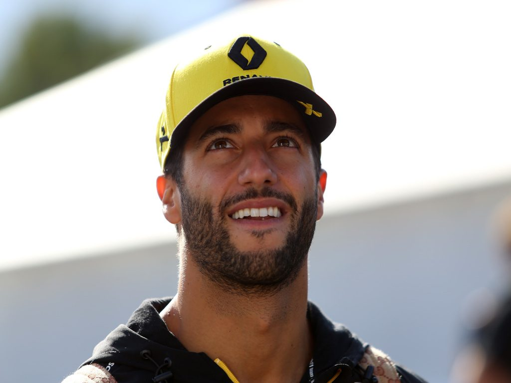 Daniel Ricciardo guarding his personal goals for 2020.