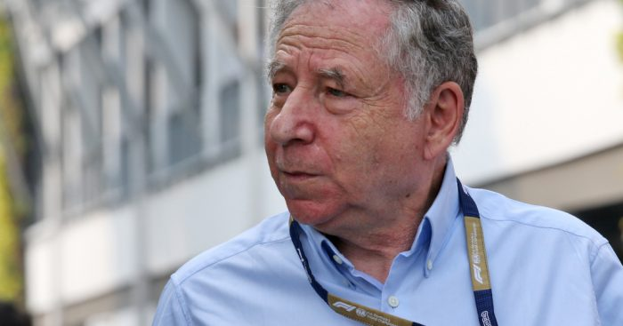Jean Todt on new teams in 2021