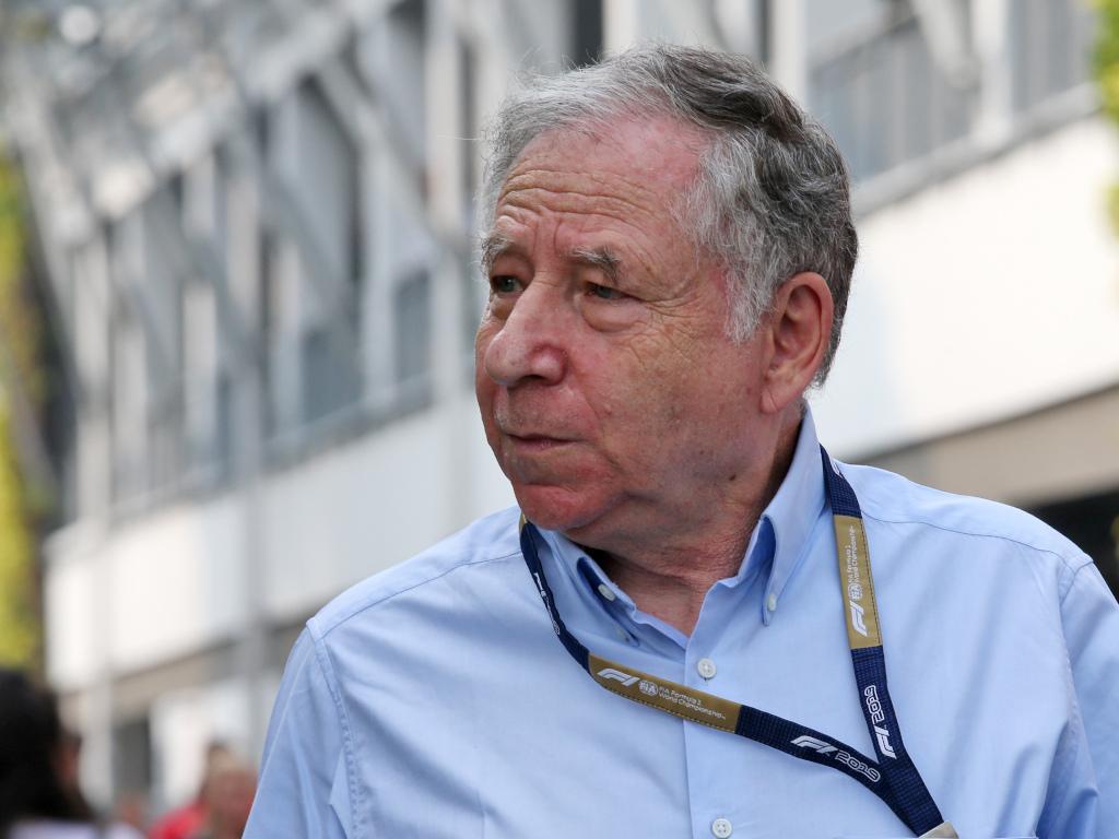 Jean Todt Ferrari