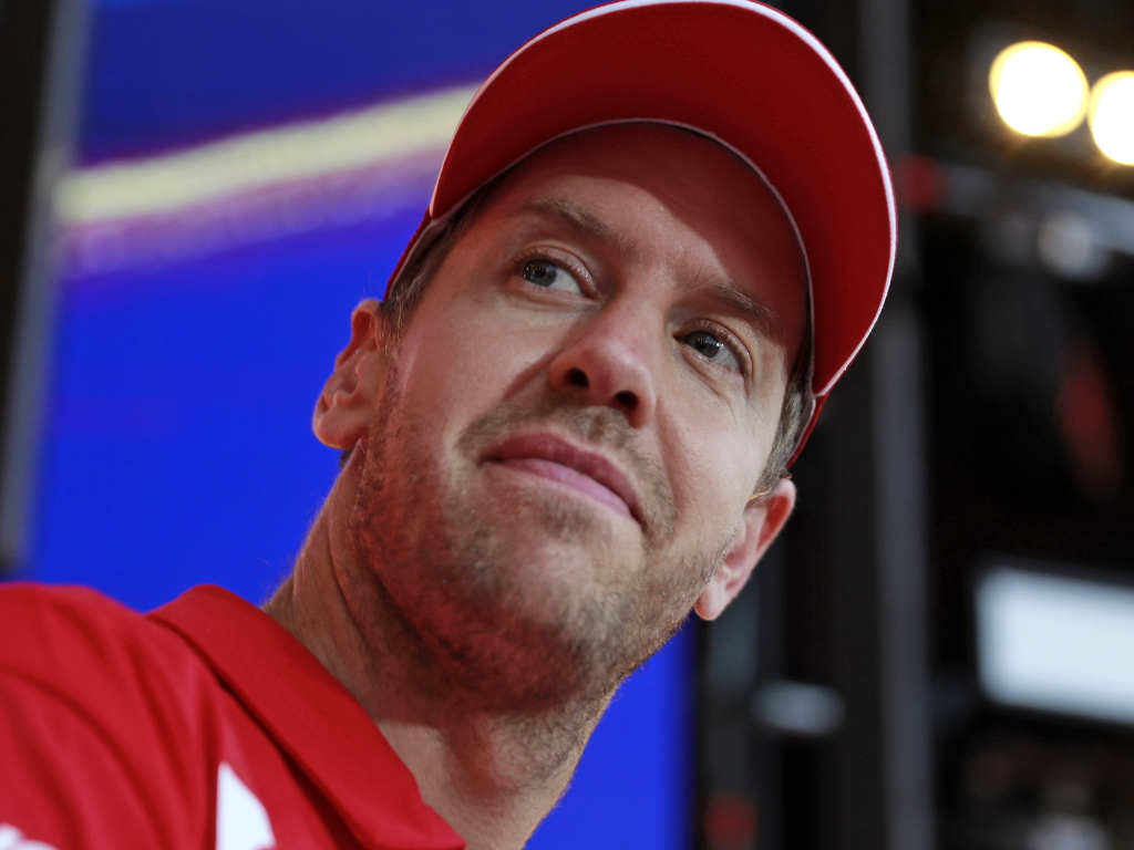 Sebastian Vettel is set to give sim racing a go.