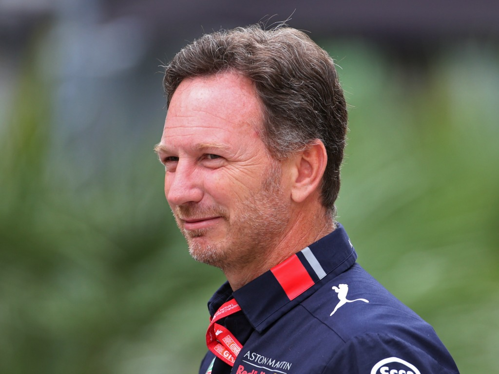 """Christian Horner is ready to help """"tidy up"""" the 2021 regulations."""