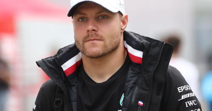 Valtteri Bottas was plagued by balance issues during Q3 at the Russian GP and doesn't understand why.