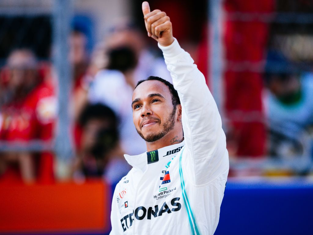 Race: Hamilton wins the race but not the title