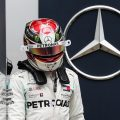 Is Lewis Hamilton's next contract in Formula E?