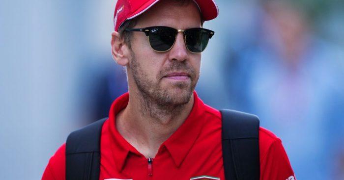 Sebastian Vettel didn't understand Ferrari's team orders in Russia.