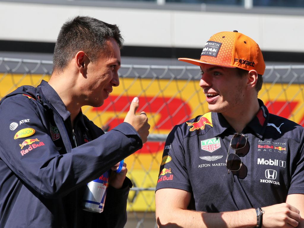 """Max Verstappen believes P4 was the best he could do in a """"boring"""" Russian GP."""