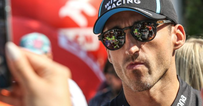 Robert Kubica criticises Williams after DNF to 'converse parts'