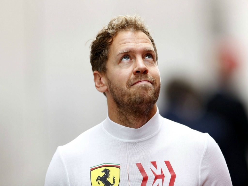 Debate over Sebastian Vettel's Ferrari future