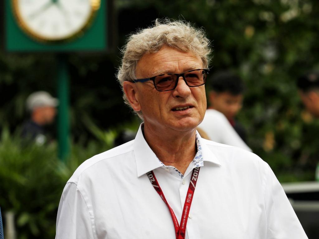 Hermann Tilke: F1 circuit designer