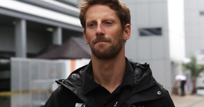 Romain Grosjean disappointed